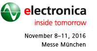 AverLogic at electronica 2016